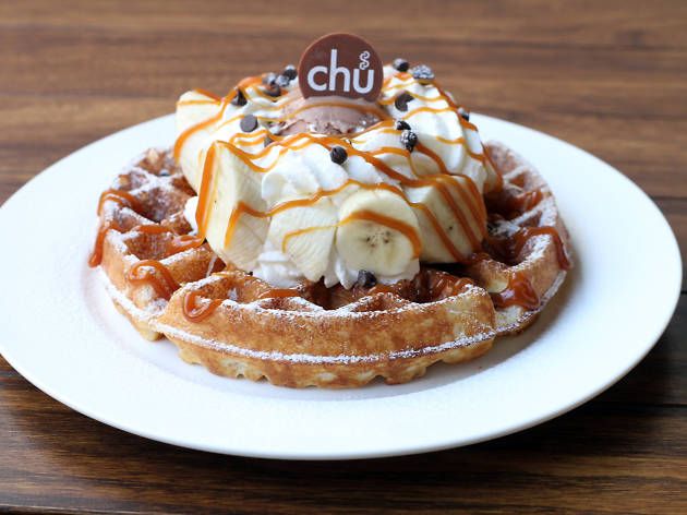 Chu Chocolate Bar & Cafe