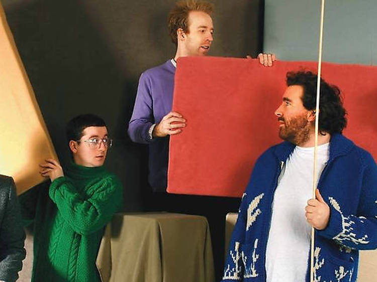 Hot Chip – 'Over and Over'