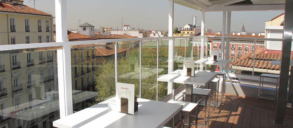 13 terrazas secretas de madrid for Lo ultimo en pisos para casas