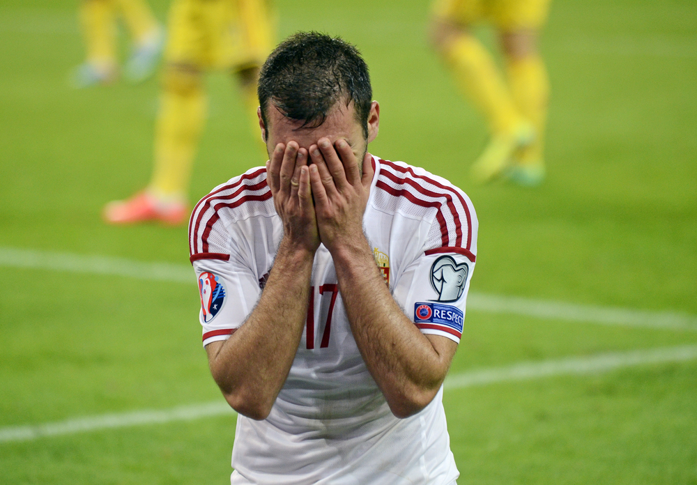 Eurocopa Lesions