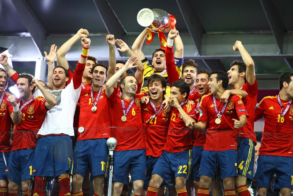 Espanya Selecció Eurocopa