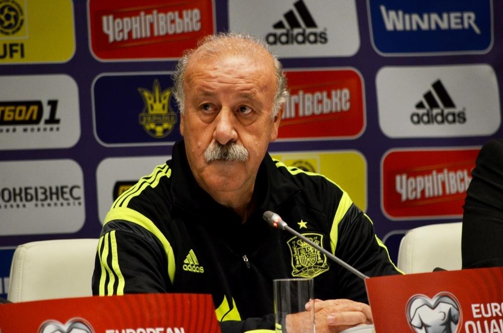Vicente Del Bosque Eurocopa