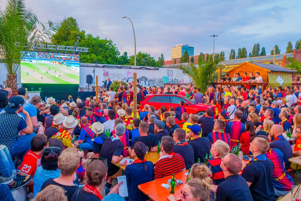 Eurocopa Pantalla Futbol