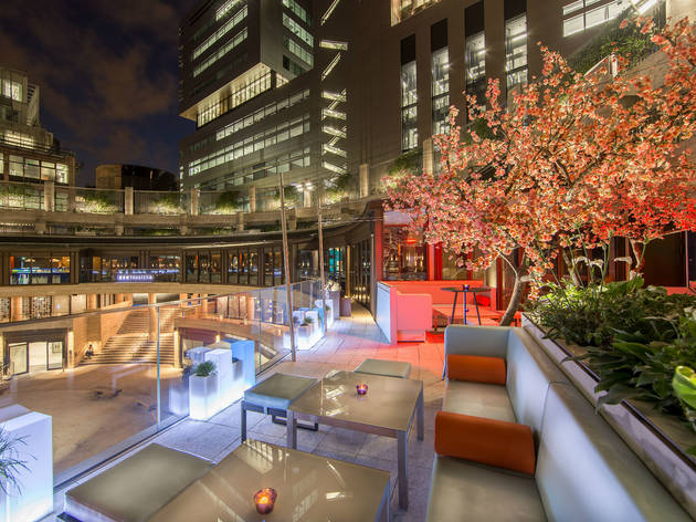 Outdoor Dining - Yauatcha City