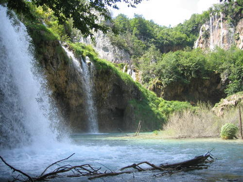 Getting to Plitvice