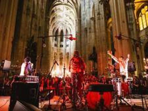 Festival 36h Saint Eustache