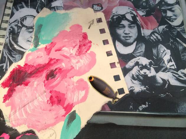 'Blooming from the ashes', de Ricardo Dovale