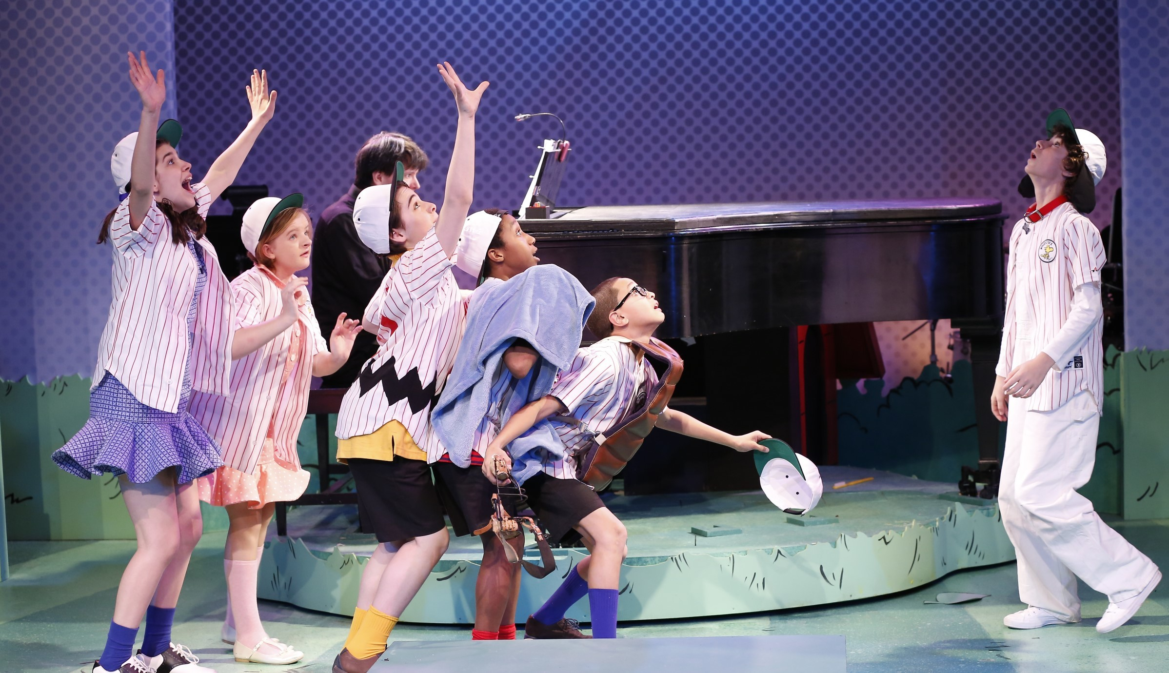 You're a Good Man, Charlie Brown at the York Theatre Company