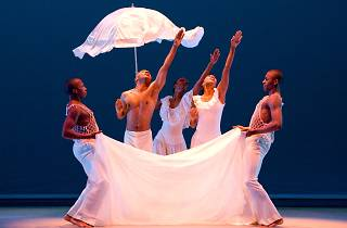 Alvin Ailey Family Matinees