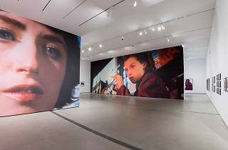 Cindy Sherman's self-portraits fill the Broad's first ticketed exhibition