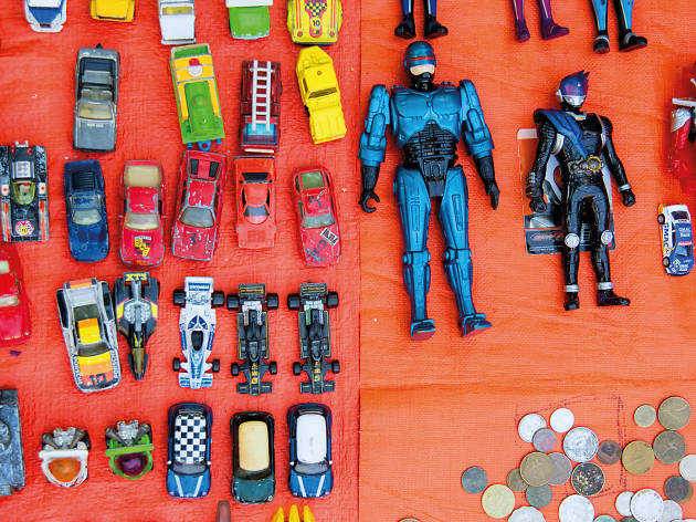 Found Things - The Flea Market Voyages of Howard Tan