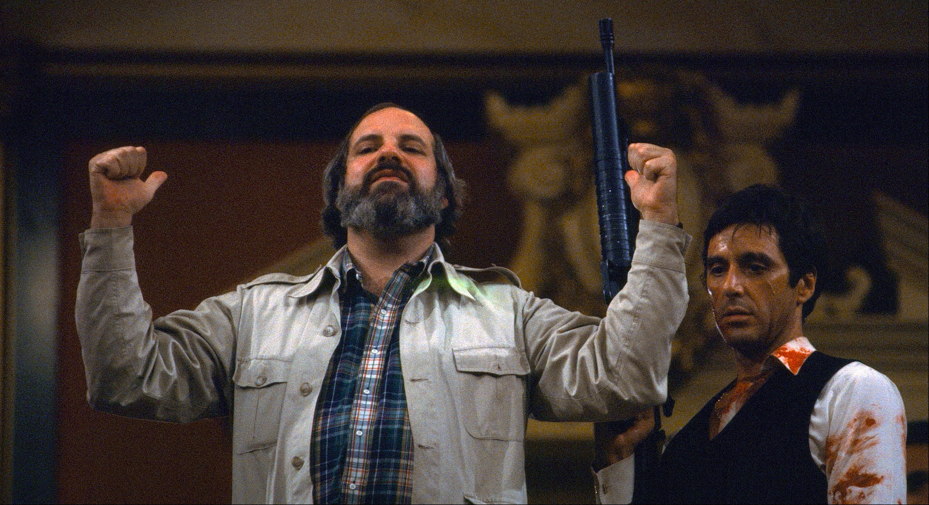 De Palma Enam Directed By Noah Baumbach And Jake Paltrow Movie Review