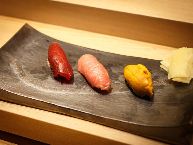 Ginza sushi ichi 02