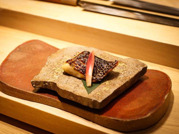 Ginza sushi ichi 03