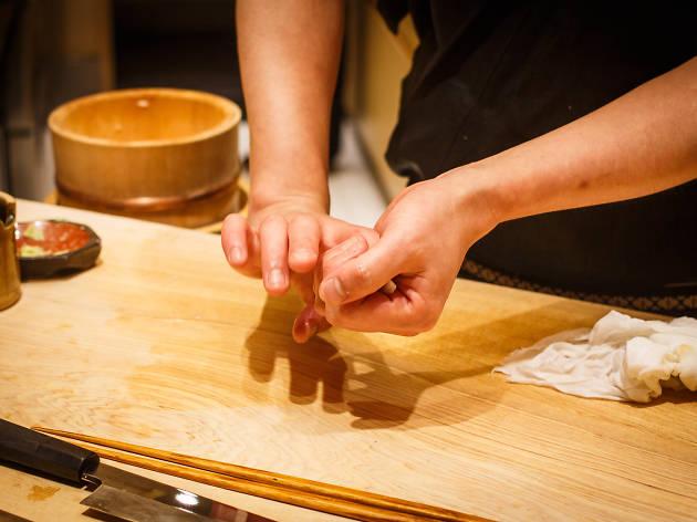 Ginza sushi ichi 05
