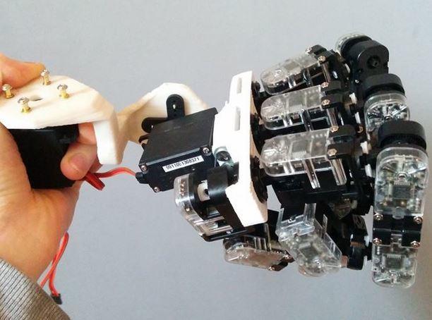 Arpel Project : un exosquelette pour la rééducation