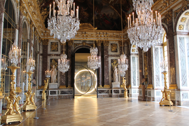 Olafur Eliasson à Versailles • Jusqu'au 30 octobre