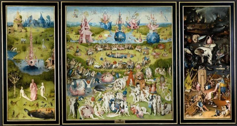 Hyeronimus Bosch: Fifth Centenary Exhibition