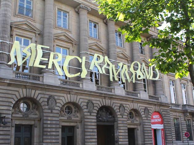 Ciné plein-air à la Monnaie de Paris