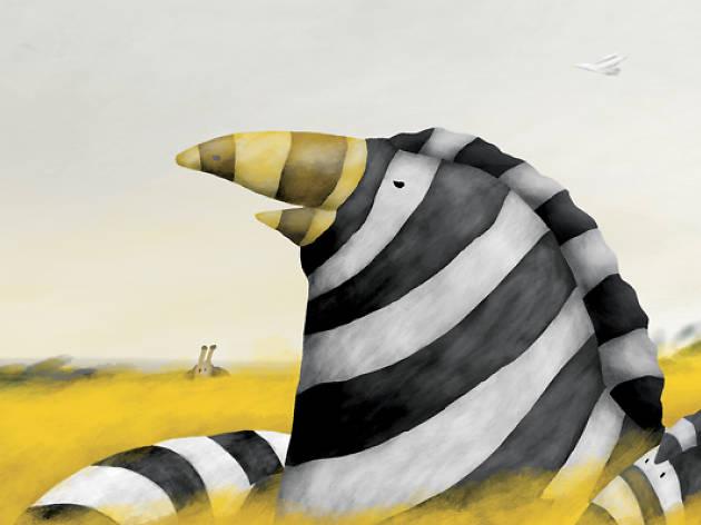 Zooxan. Criaturas de Xan López Domínguez