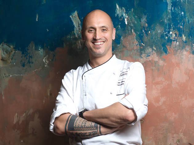 Alan Marchetti - Executive Chef at Osteria Felice