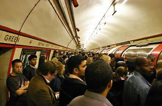 packed tube station