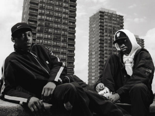 Wiley and Dizzee