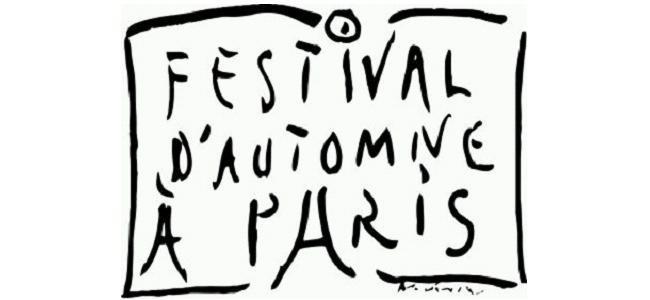 Festival d'Automne 2016