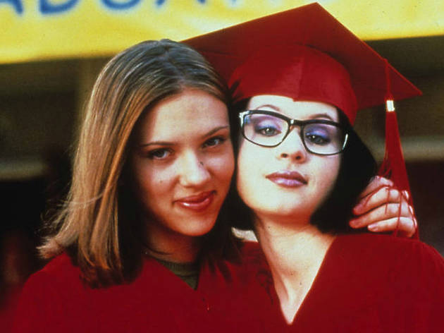 Step inside 'Ghost World' at an immersive screening of the cult classic