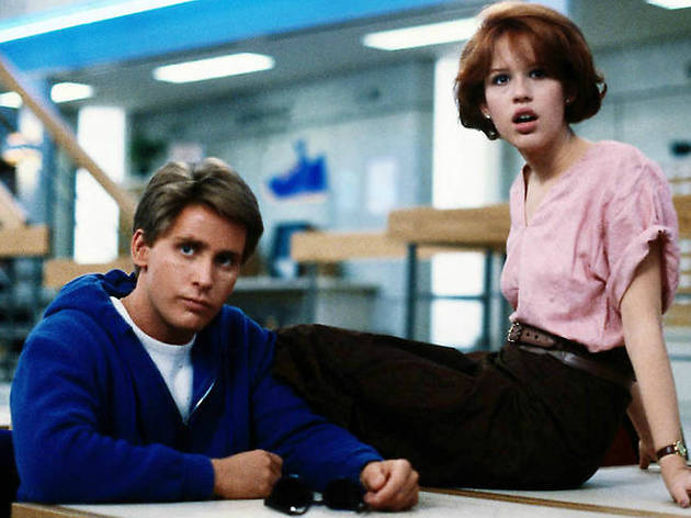Ten teen movies, The Breakfast Club, 2016