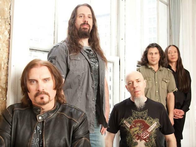 Dream Theater en la Ciudad de México
