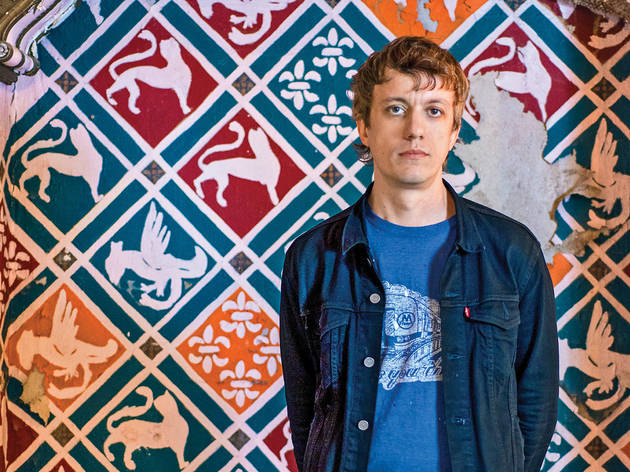 If you're yearning for a walk in the woods: Steve Gunn & the Outliners