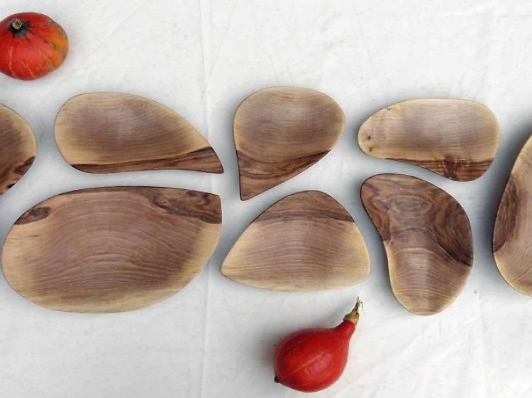 Slow fusta: Productes de fusta massissa i tallers silvestres