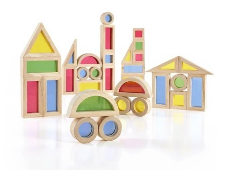 Ticumiku Toys: Joc i llum