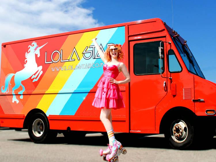 August 25: Lola Star's Dreamland Roller Disco