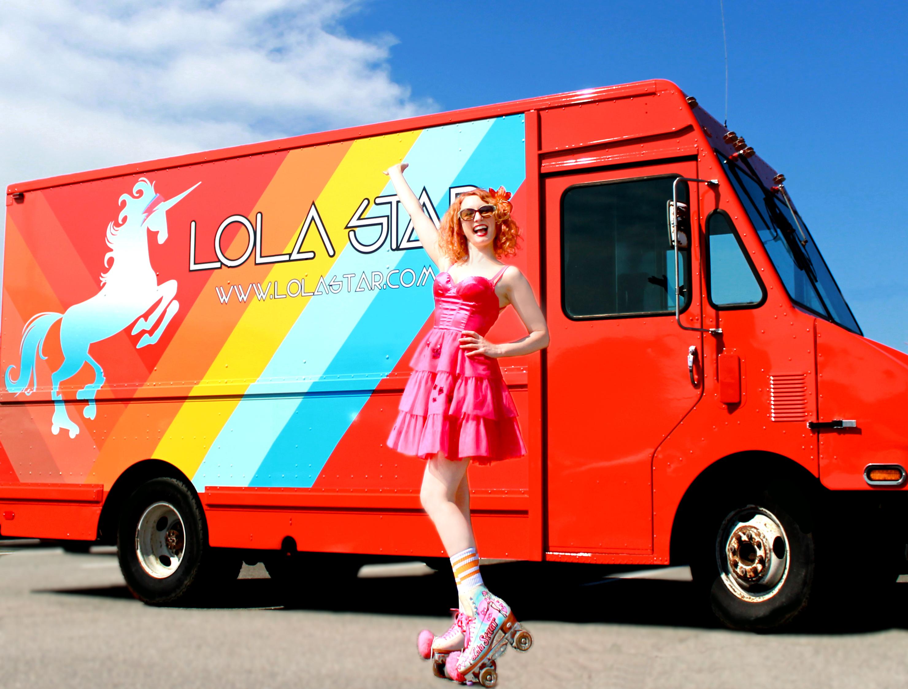 Lola Star's Dreamland Roller Disco