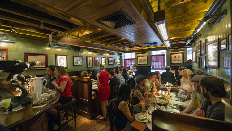 irish restaurants