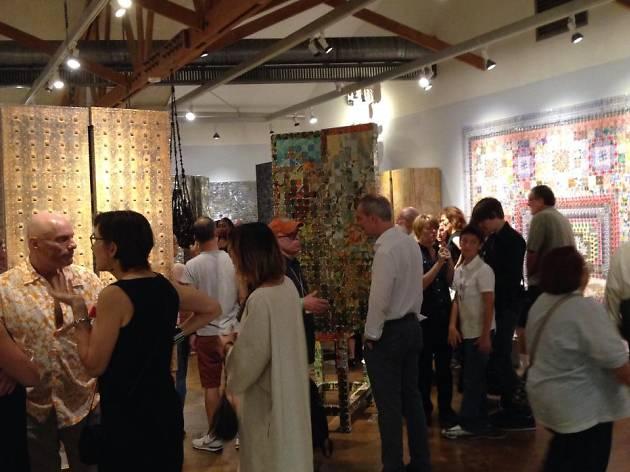 NELAart Second Saturday Gallery Night