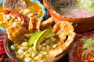 Festival del chile, mole y pozole
