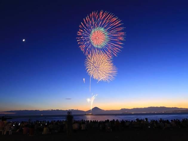 Firework festivals