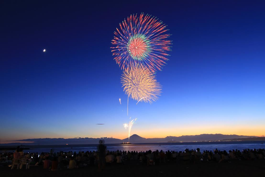 Tokyo fireworks | Time Out Tokyo