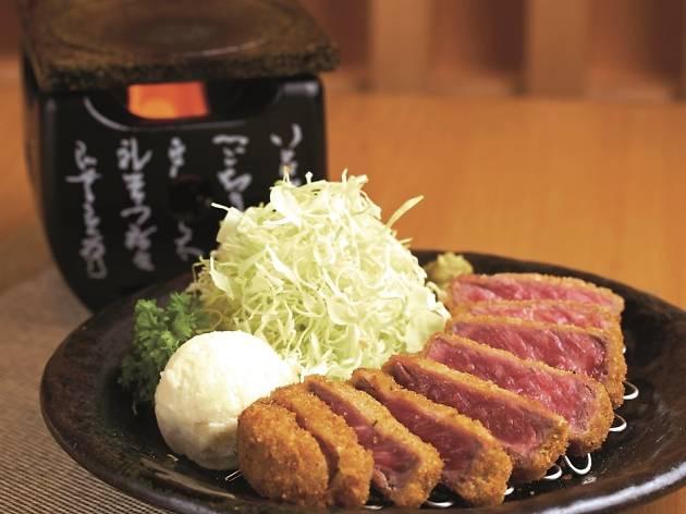 Ginza Kushi Katsu