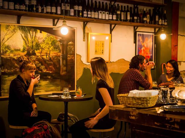 Sunday Night Negronis and Jazz at Moya's Juniper Lounge