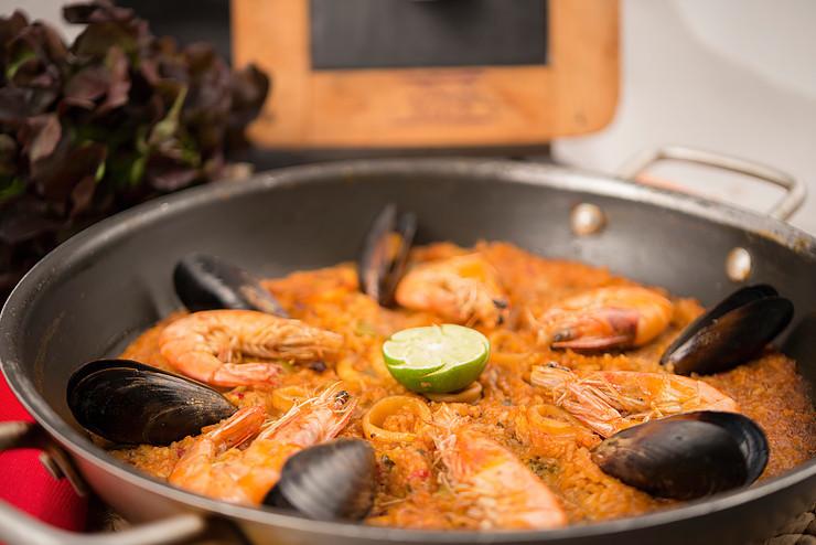 Hola Spanish restaurant