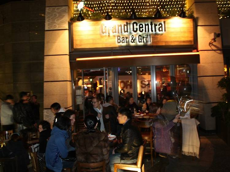 Grand Central Bar and Grill (West Kowloon)