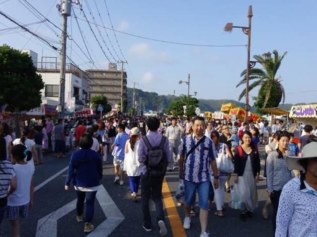 久里浜ペリー祭 花火大会