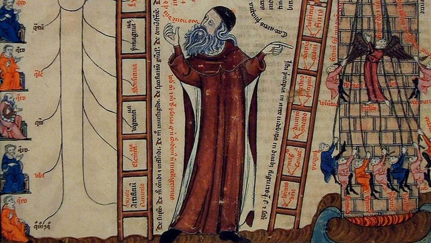 Ramon Llull i l'encontre entre cultures