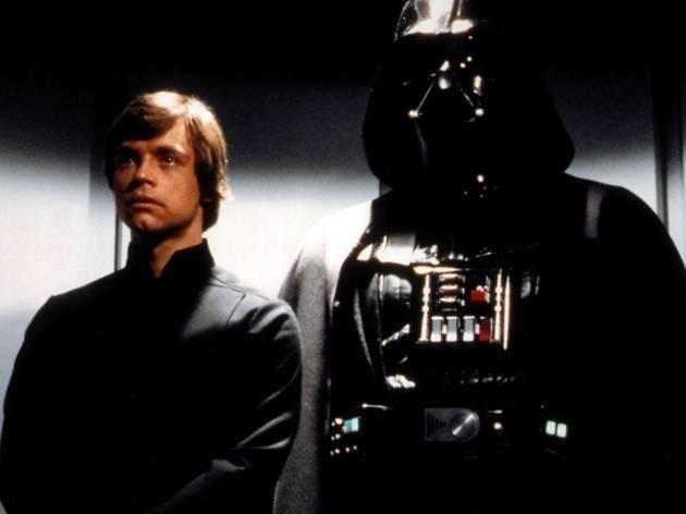 Dark Vador dans 'Star Wars : épisodes IV, V, VI' (1977-1983)
