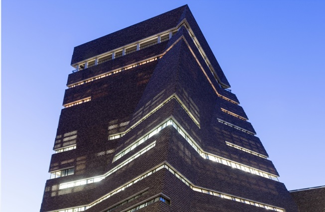 Luxury flat owners are suing Tate Modern