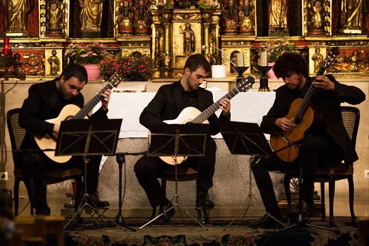 Música als parcs 2016: Trio Desconcierto